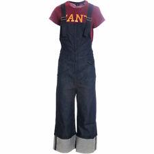 DIESEL PROTOTIPO 000XX Womens Jumpsuit Denim Jeans Regular Waist Casual Wear