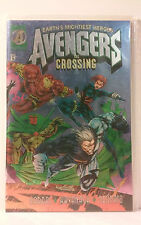 Avengers: The Crossing #1 (Sep 1995, Marvel) Fine condition