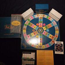 Trivial Pursuit No. 7 Master Game Genius Edition Complete                    B-2