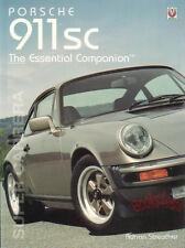 911 COMPANION MANUAL PORSCHE 911SC BOOK ESSENTIAL STREATHER SC