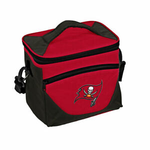Tampa Bay Buccaneers Halftime Cooler Zipper Insulated Lunch Bag Box Tote 9pk NFL