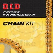 Set Chain DID x-Ring G&G530ZVMX Open Suzuki 1300 GSX R Hayabusa 2008-2012