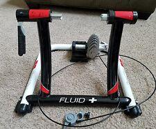 Fluid + Travel Trac Bike Trainer