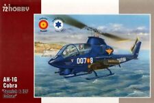 "Special Hobby 1/72 Bell AH-1G Cobra ""Spanish & IDF Cobras"" # 72274"