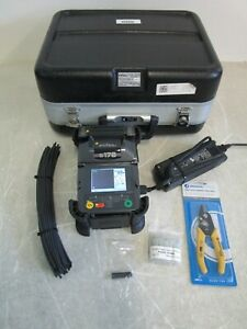 FITEL S178A Fusion Splicer with Power Adapter in Carry Case
