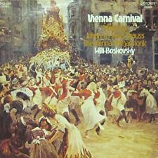 Strauss(Vinyl LP)Vienna Carnival-London-STS 15268-US-Ex/NM