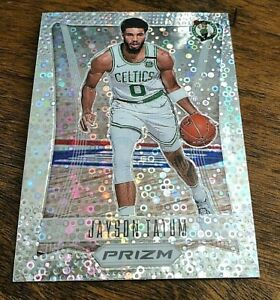 2020-21 Panini Prizm - Jayson Tatum - Fast Break - Disco  tribute