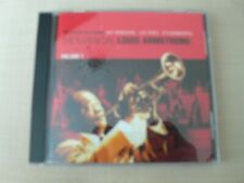 Louis Armstrong Cd The Essentials Vol.1 Very good condition
