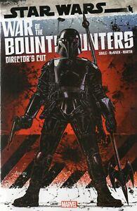 Marvel Comics Star Wars: War of The Bounty Hunters Alpha Director Cut #1