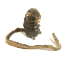 Vintage Original Toy Fur Little Mouse Rare West Germany