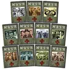 M*A*S*H MASH: Complete TV Series Seasons 1 2 3 4 5 6 7 8 9 10 11 Box/DVD Set(s)