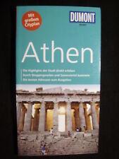 P4 Athen Griechenland ungelesen Reiseführer + Karte 2014 Dumont direkt
