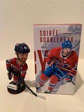 NHL MONTREAL CANADIENS PAUL BYRON BOBBLEHEAD BRAND NEW
