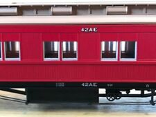Auscision Standard HO Scale Model Train Carriages