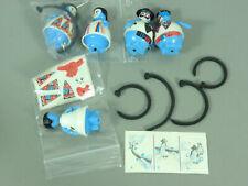 SPIELZEUG: Tanzfiguren Puppen EU - Komplettsatz + 1x mit AKF + 1 BPZ