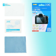 Canon EOS M5 9H Hard Tempered Glass LCD Screen Protector Anti Crack JJC GSP-M5
