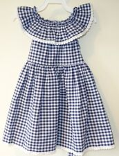 Brand New In Bag Kelly's Kids Flower Market Livia Ruffle Dress Girl's 6-7
