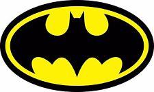 Vinyl BATMAN LOGO Decal Sticker Gift Laptop Comic Dark Knight Color BOGO GET 2!!