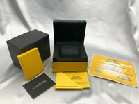 Genuine Breitling Empty Watch Box Case Booklet Guarantee Authentic210127010 P241