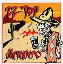 ZZ Top-Mescalero CD NEW