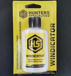 Hunters Specialties Windicator Wind Checker Odourless - Hunting