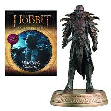 Eaglemoss * Yazneg * #5 Orc Figurine & Magazine Hobbit Lord of the Rings Lotr