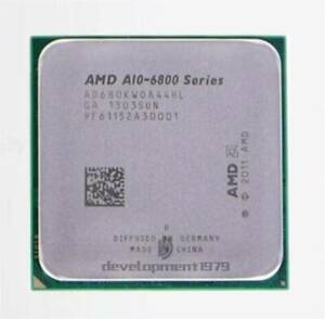 AMD A10-6800K A10-Series 4.1GHz Quad-Core Processor Socket FM2