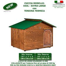 Cucce per cane cuccia in legno XXXL EXTRA LARGE casetta taglie grande xxl maxi