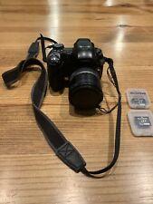Fujifilm FinePix S Series S5000 3.1MP Digital Camera   W Leather Bag- Black