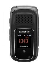 UNLOCKED Samsung Rugby III 3 SGH-A997 Rugged Cell Phone GPS AT&T T-Mobile ~Black