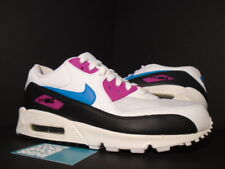 2009 Nike Air Max 90 WHITE NEO TURQUOISE BLUE RAVE PINK BLACK 325018-141 11