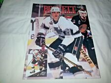November 1993 Beckett Hockey Monthly