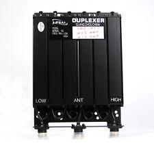 JIESAI SGQ-450 D UHF 6 Cavity Duplexer For Wouxun TYT Mobile Radio Repeater A160