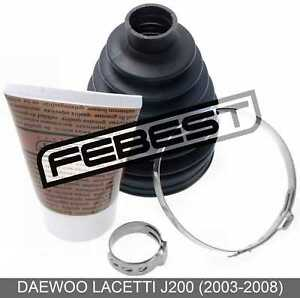 Boot Outer Cv Joint Kit 79.5X119X23.5 For Daewoo Lacetti J200 (2003-2008)