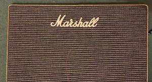 Marshall Origin 5 Speaker Baffle. Speaker Upgrade Mod Project Upgrade Repair Cab