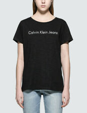 NWT CALVIN KLEIN JEANS TIARA T-SHIRT TOP Size M $75
