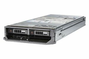 Dell PowerEdge M520 2x 4-Core E5-2407 2.2GHz 16GB Ram 2x 300GB HDD Blade Server