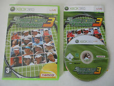 SMASH COURT TENNIS 3 - MICROSOFT XBOX 360 - JEU X BOX 360 COMPLET