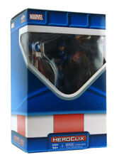 Marvel Heroclix Captain America Sentinel Super Booster Figure Wizkids Exclusive