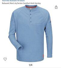 bulwark iq fr shirts (small)