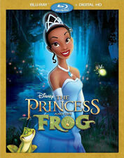 PRE  ORDER: PRINCESS AND THE FROG - BLU RAY - Region A - Sealed