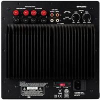 NEW Subwoofer Amplifier.250w.Speaker Amp.Replacement.Woofer BASS Power Plate.CS