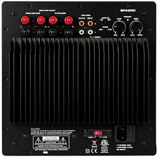 NEW Subwoofer Amplifier.250w.Speaker Amp.Replacement.Woofer BASS Power Plate.