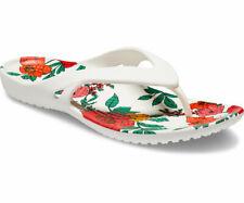 Crocs Playa Classic Zueco Sandalia Blanco 10002-100 Zuecos Unisex Chanclas