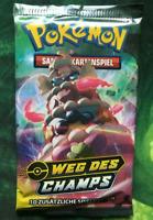 Pokemon Booster - Weg des Champ - Ovp - Deutsch NEU