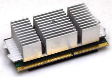 Intel Pentium III SL3XN PIII 733MHz 256KB 133MHz Slot 1 Slot1 +passiver Kühler