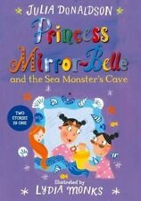 Princess Mirror-Belle and the Sea Monster's Cave-ExLibrary