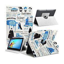 """Housse Etui Motif MV03 Universel S pour Tablette Polaroid Rainbow+ 7"""""""