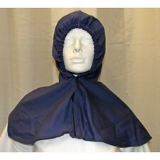 Navy Blue Flame Retardent Cotton Welding Spark Grinding Hood - £5.99 LAST ONE