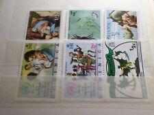 Dominica Lotto Francobolli Nuovi, VF MNH Stamps